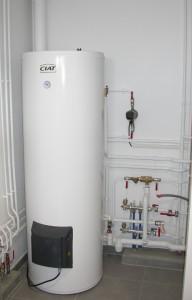Ballon eau chaude 300 litres