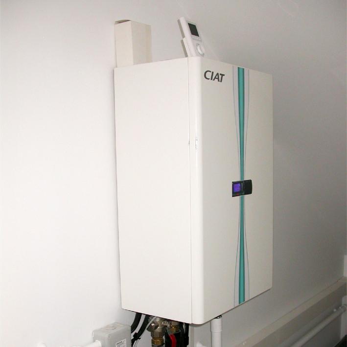 Pompe à chaleur module intérieur